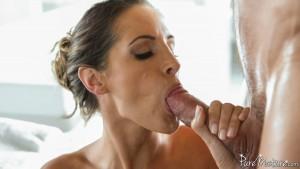 Pure Mature Kourtney Kane in Creamy Sex 4