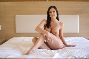 Pure Mature Kendra Lust in Summer Dress 13