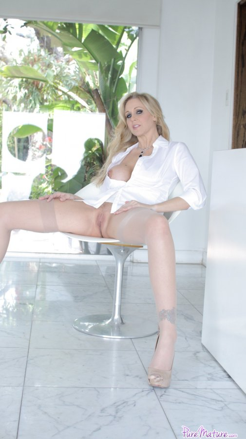 Pure Mature Julia Ann in Her Favorite Toy 14