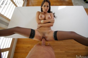 Pure Mature Reena Sky in Welcome Home 12
