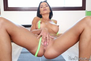 Shalina Devine in Anal Workout 6