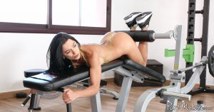 Shalina Devine in Anal Workout 7