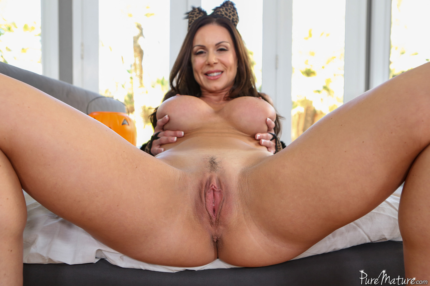 Pure Mature Kendra Lust In Make Her Purr - Pure Mature -8502