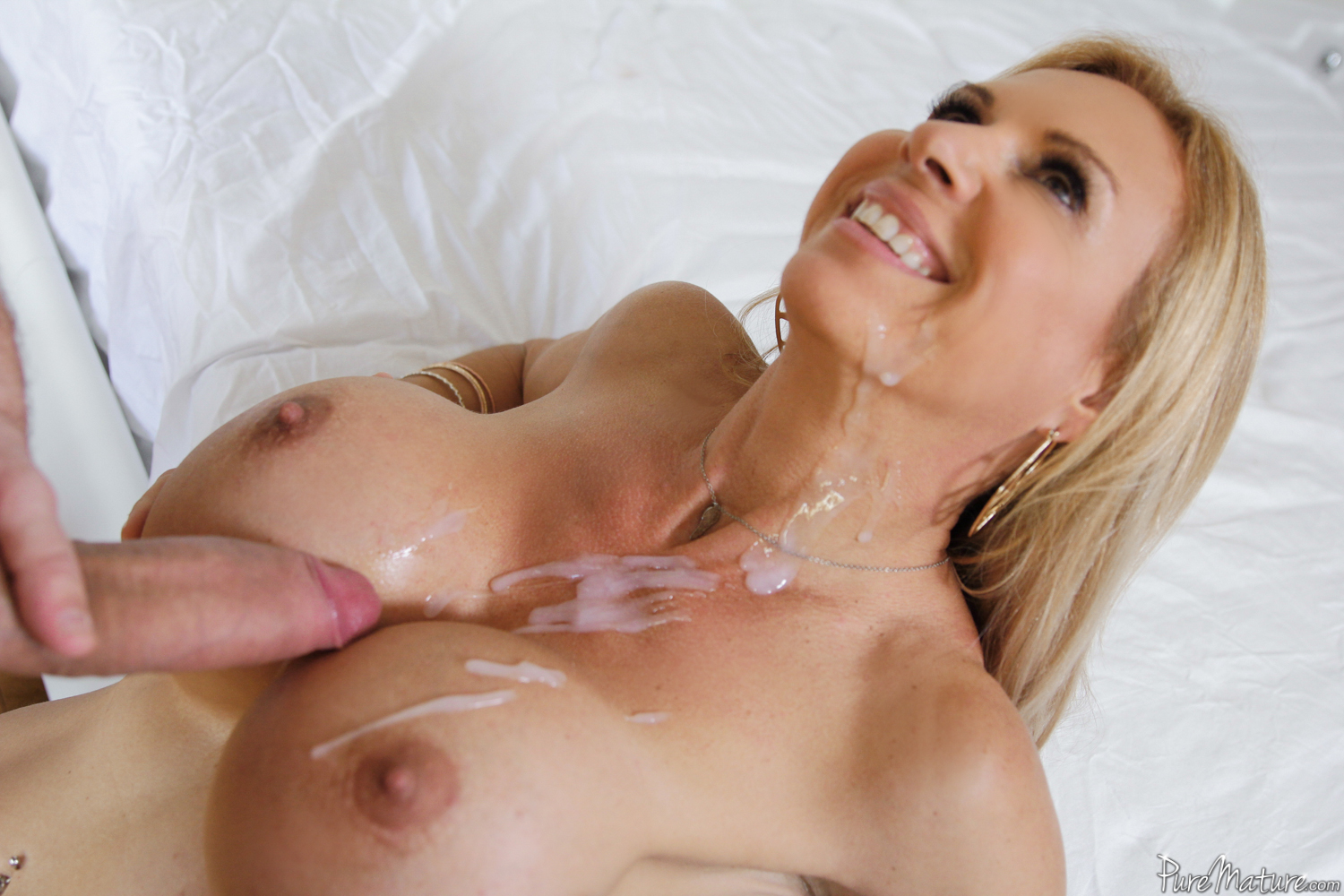 Pure Mature Brooke Tyler In Dirty Triple Ds - Pure Mature -8849