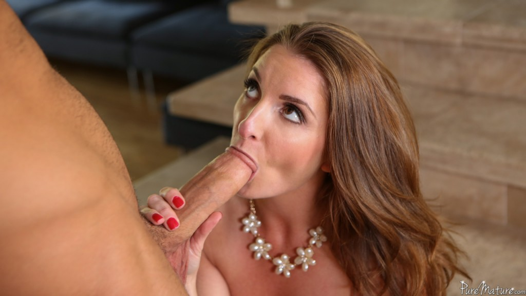 Pure Mature Silvia Sage in Sweet and Sexy Ice Tea - Pure ...